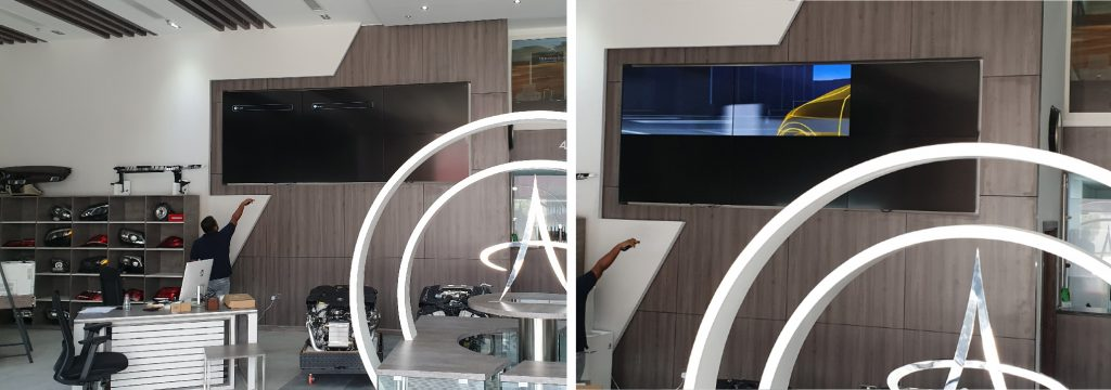 Philips – X-Line Professional Video Wall Series